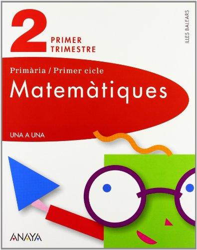 9788466799263: Matemàtiques 2. (UNA A UNA)