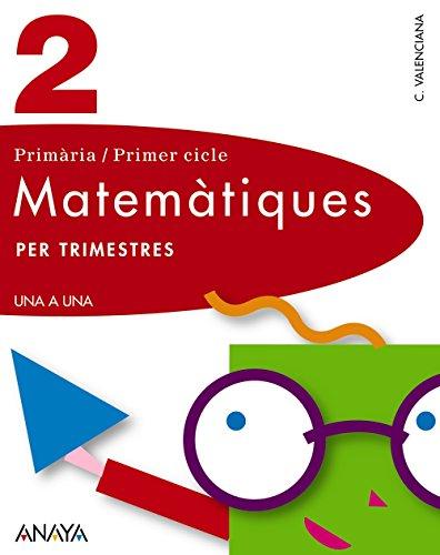 9788466799829: Matemàtiques 2. (UNA A UNA)