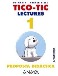 9788466799959: Tico-tic. Lectures 1. Proposta didàctica.