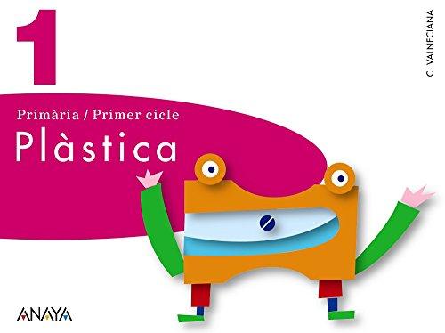 9788466799980: Plà stica 1. (UNA A UNA (C. Valenciana))