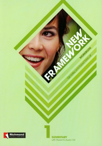 New Framework: Elementary Level 1: Workbook Pack: Holley, Gill; Metcalf,