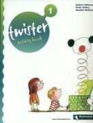 9788466801591: Twister, 1 Educación PriMaría. Activity book