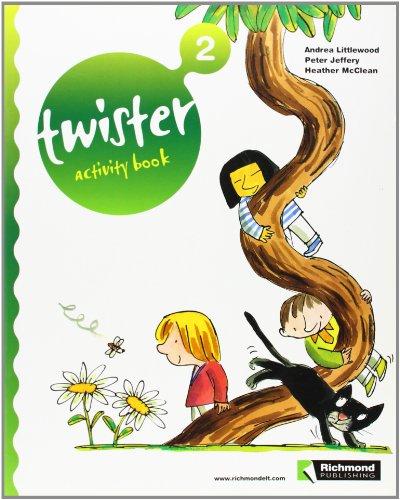 9788466801607: Twister, 1 Educación PriMaría. Activity book