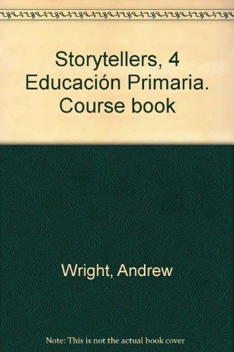 9788466804356: Richmond 4 Storytellers Course Book