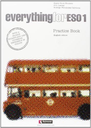 07).everything 1o.eso.(practice ingles pack).workbook: Lawley, Jim/Dura Monleon,