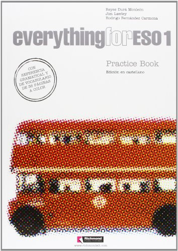 07).everything 1o.eso.(practice espaÑol pack)workbook: Lawley, Jim/Dura Monleon,