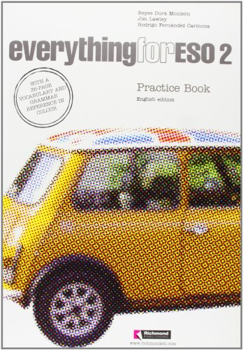 9788466805896: EVERYTHING 2 PRACTICE PACK ENGLISH