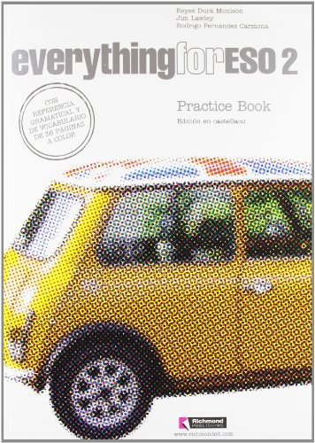 9788466805902: Everything, 2 ESO. Practice book