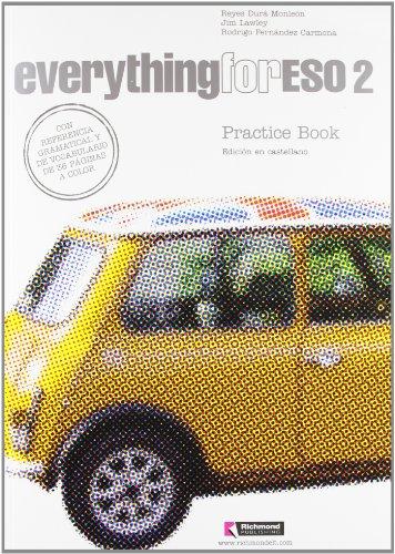 07).everything 2o.eso (practice espaÑol pack): Lawley, Jim/Dura Monleon,