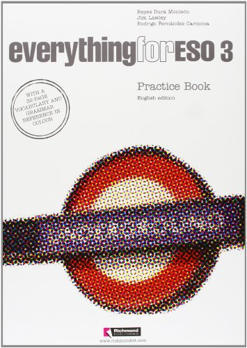 07).everything 3o.eso (practice ingles pack).workbook: Lawley, Jim/Dura Monleon,