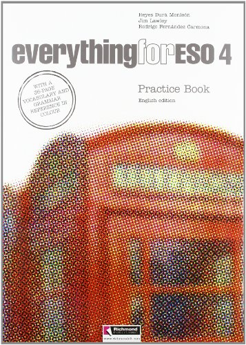 07).everything 4o.eso (practice ingles pack): Lawley, Jim/Dura Monleon,