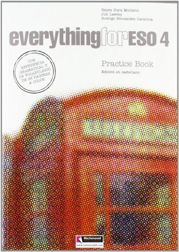 07).everything 4o.eso (practice español pack): Lawley, Jim/Dura Monleon,