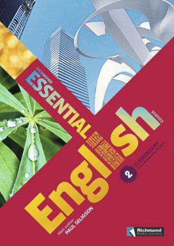 9788466806015: Essential english. Coursebook. Per le Scuole superiori. Con CD Audio. Con CD-ROM. Con espansione online (Vol. 2)