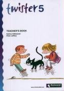 9788466806121: Twister 5 Teacher`s Book + 3 CD