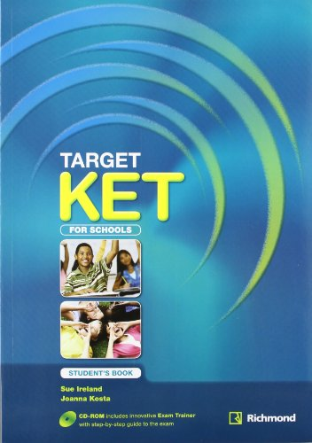 9788466806817: Target Ket for Schools - 9788466806817