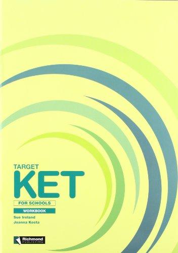 9788466806824: Target Ket for Schools