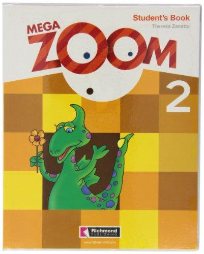 9788466806831: MEGA ZOOM 2 STUDENT'S BOOK