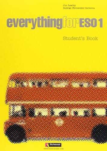 07).everything 1o.eso.(student's book): Lawley, Jim/Fernandez Carmona,