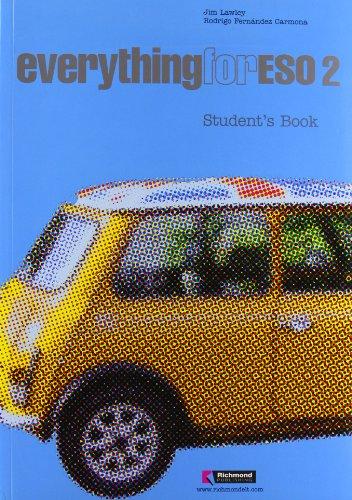 07).everything 2o.eso (student's book): Lawley, Jim/Fernandez Carmona,