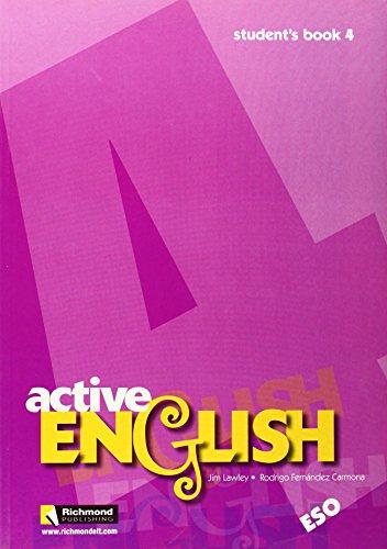 07).active english 4o.eso (student's book): Fernandez Carmona, Rodrigo/Lawley,