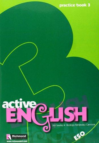 07).active english 3o.eso.(workbook+multirom): Fernandez Carmona, Rodrigo/Lawley,