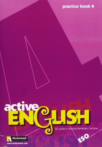 9788466807326: ACTIVE ENGLISH 4 ESO EJER