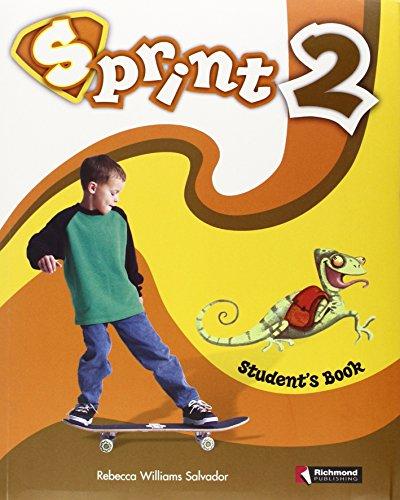 9788466808187: Sprint, 2 Educación Primaría - Student's book