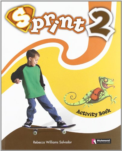 9788466808279: Sprint, 2 Educación Primaría - Activity Book