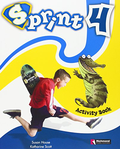 9788466808293: Sprint 4 Activity Book (British English) Pre-Intermediate B1