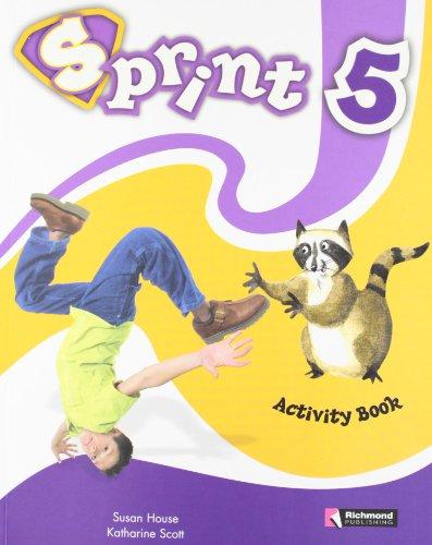 9788466808309: Sprint 5 Activity Book (British English) Intermediate B1+