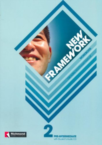 New Framework Workbook Pack: Pre-intermediate Level 2: Holley, Gill and
