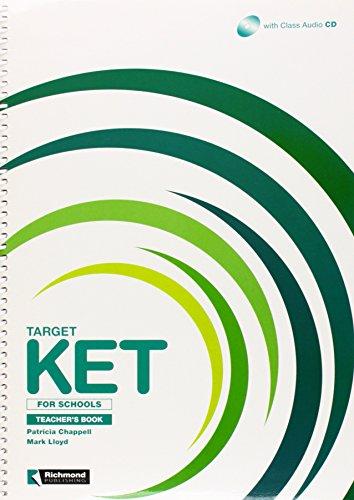 9788466808637: Target Ket for Schools