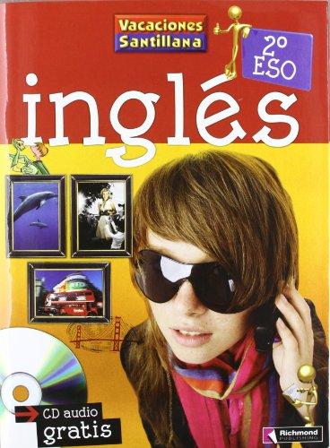 9788466808781: Vacaciónes Santillana, inglés, 2 ESO - 9788466808781