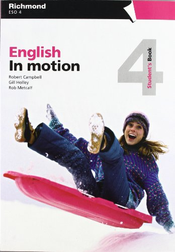 9788466809313: In Motion - 4 Student'S Book Inglés