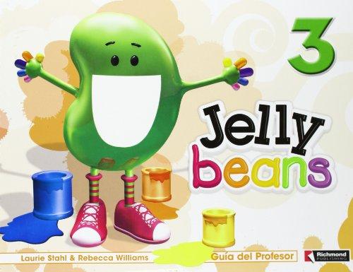 9788466810036: Jellybeans 3 Teacher'S Book Español - 9788466810036