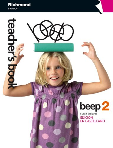 9788466810081: Beep 2 Teacher's Book