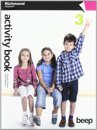 9788466810111: Beep 3 Activity Book Pack