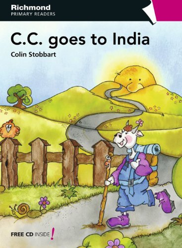 9788466810166: RPR LEVEL 4 CC GOES TO INDIA (Richmond Primary Readers) - 9788466810166