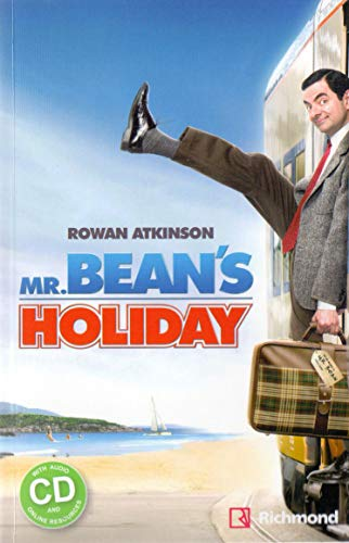 9788466810197: Rmr 1 - Mr. Beans Holiday (Book+Cd)