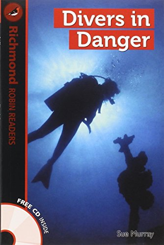 9788466810210: Divers in Danger& CD - Richmond Robin Readers 1
