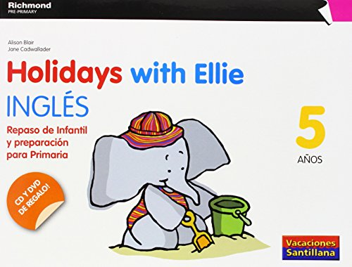 9788466810500: HOLIDAYS WITH ELLIE
