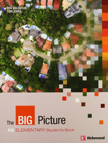 9788466810555: The Big Picture 1 a 2 Elementary Student´S Book Richmond