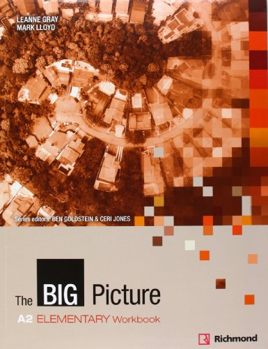 The big picture A2, elementary : woorkbook (Paperback): Seanne Gray