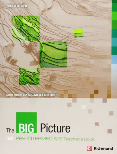 9788466810609: The Big Picture Pre-Intermediate Teacher's Book