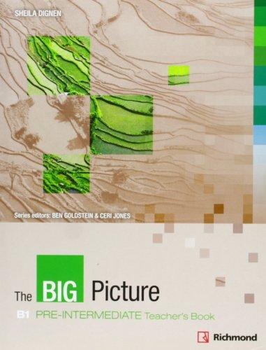 9788466810609: BIG PICTURE 2 TEACHER'S BOOK PRE-INTERMEDIATE [B1] (The Big Picture) - 9788466810609