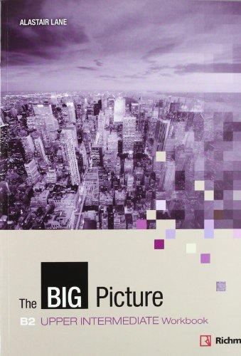 9788466810654: The Big Picture Upper Intermediate Workbook Pack (Workbook &