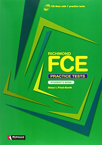 9788466810777: Richmond First FCE Practice Student's Book & CD-ROM