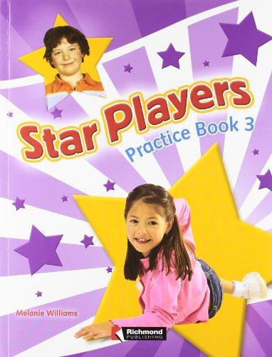 9788466810791: Star Players, 3 Educación PriMaría. Practice book - 9788466810791