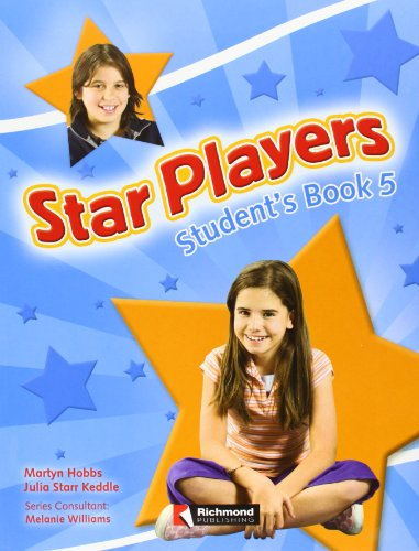9788466810883: Star Players 5 Student's Pack (SB & Cut-Outs & CD) Intermedi