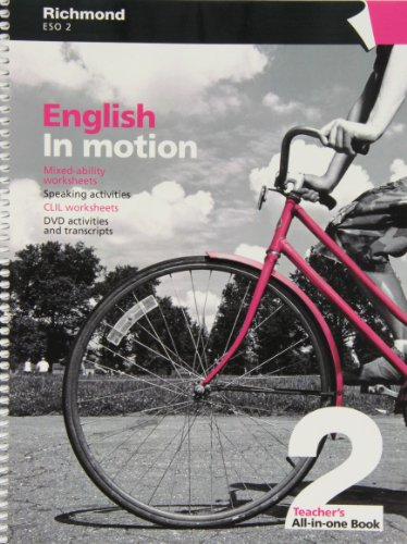 9788466811071: In Motion All-In-One Book 2 (English in Motion) - 9788466811071